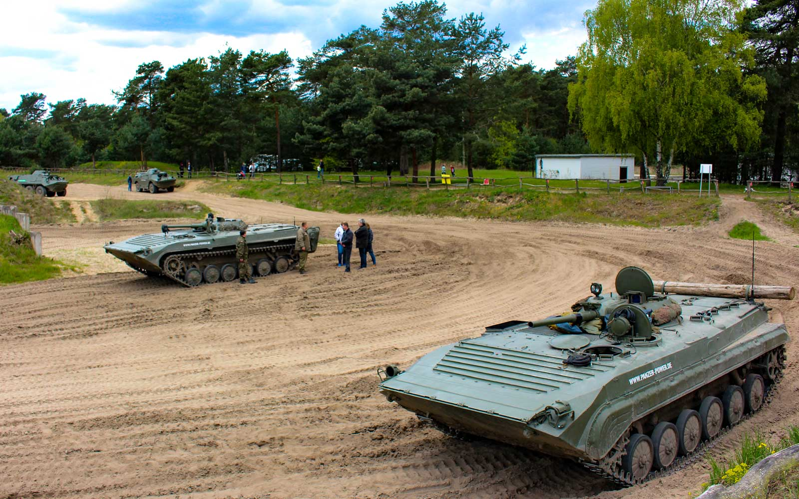 Ausflugsziel Panzer Power
